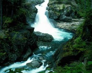 Waterfall Rapids