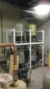 Deionized Water Production Plant