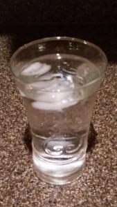 Water Glass Crap