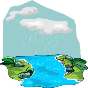 river-rain